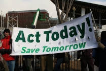Act Today! Save Tomorrow