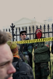 Occupy at The White House